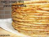 Recipe Easy peasy aloo paneer paratha (sadly, there are no peas in this recipe)