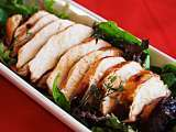 Recipe Maple-roasted chicken breasts