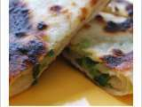 Recipe Scallion pancakes i.e. green onion pie