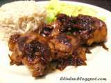 Recipe Ginger braised chicken legs