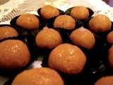 Recipe Carrot yema balls