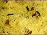 Recipe Simple & instant ghee rice (jhatpat ghee rice) with chicken accompaniments...