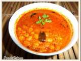 Recipe Avarekalu saaru- another recipe with these marvelous beans