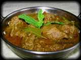 Recipe Mutton curry - kerala style