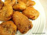 Recipe Meen bajji/ fish fritters