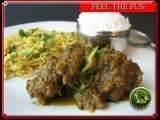 Recipe Chettinad mutton curry