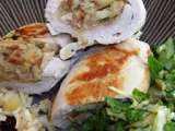 Recipe Hawaiian stuffed chicken breast recipe