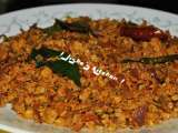 Recipe Mutta(egg) thoran @ jisha's kitchen