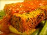 Recipe Chicken and spinach meatloaf