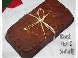 Recipe Rich christmas fruit cake for a new beginning