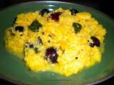 Recipe Pineapple munthiri (grapes) pachadi