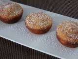 Recipe Orange and almond friands