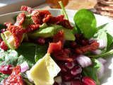Recipe Pomegranate salad