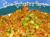 Recipe Rice krispies upma