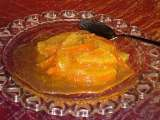Recipe Greek orange spoon sweet (gliko koutaliou portokali)