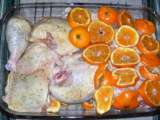 Recipe Clementine chicken