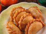 Recipe Peanut puffs (gok jai cookies)