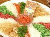Recipe Yee Sang (Raw Fish Salad) and the New Year's Eve Reunion Dinner