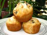 Recipe Dried fruit muffins