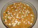 Recipe Mung ka halwa (split green gram indian desserts)