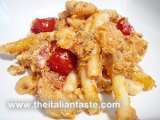 Recipe The italian art of cooking pasta: baked ziti with cauliflower