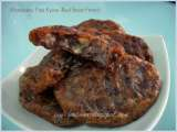 Red bean fritter (mandalay pae kyaw)