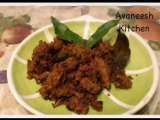 Recipe Mutton chukka varuval
