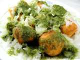 Recipe Moong daal ke ladoo ki chaat