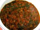 Recipe Spinach- tomato curry/cheera thakkali curry