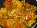 Recipe Two hairy bikers and a salmon curry