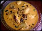 Recipe Meen thengapal curry / fish coconut milk curry