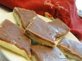 Recipe Microwave cooking--- yummy double layered chocolate burfi!!
