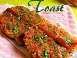 Recipe Vegetable toast...bangalore iyengar bakery style...!!!!