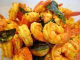 Recipe Mangalore fried shrimp