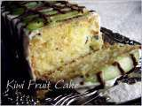 Recipe Kiwi fruit cake