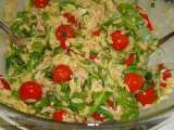Recipe The cookbook challenge week 19 - rice - risoni salad - 1 - $ - (v)