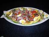Recipe Serenata de bacalao - codfish salad