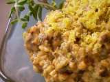 Recipe Vegan red lentil and pistachio spread