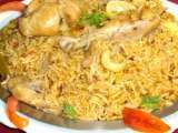 Recipe Nawabi chicken biryani
