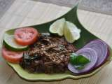 Recipe Meen varathu paalupizhinjathu (fish fry in a thick coconut gravy)