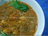Recipe Kerala style varutharacha chicken curry