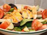 Recipe Chipolte chicken and pear salad