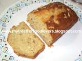 Recipe Banana walnut bread
