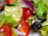 Recipe Martha stewart's greek salad