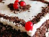 Recipe Eggless black forest cake