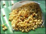 Recipe Back with a bhadang- puffed rice chivda