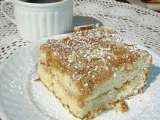 Everyday coffee cake