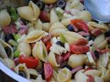 Recipe Antipasto pasta salad