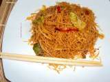 Recipe Bee hoon(rice vermicelli)