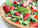 Recipe A salad to remember: fruit, veg, nuts and raisins